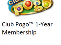 Club Pogo 1-Year Membership