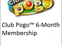 Club Pogo 6-Month Membership